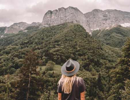 Image Voyage vers l'autosuffisance | L'aventure de Géraldine & Daniel, une jeune couple inspirant