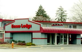 Econo Lodge Airport West North Olmsted, North Olmsted ...