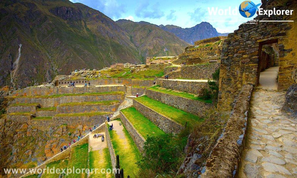Valle Sagrado Vip 01 Dia es una visita completa a los sitios arqueologicos incas como Pisaq, Ollantaytambo, Chincheros, Maras moray y salineras.