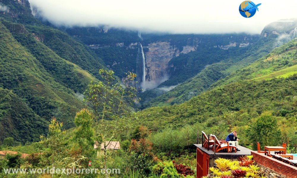 Cataratas de Gocta 1 Dia para conocer las cataratas de gocta, realiza esta excelente caminata y disfruta de la naturaleza como la vida silvestre del lugar