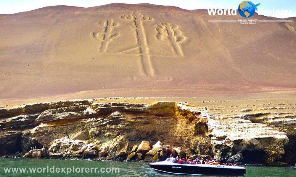 Tour Paracas e Ica 1 Dia , visita las islas ballestas en bote, viaja a la huacachina, city tour en ica y tour de aventura en carros areneros por las dunas de ica.