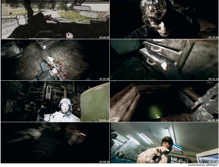 Bunker Of The Dead 2015 English BluRay 720p-2