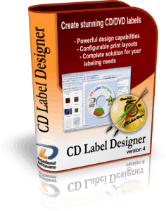 CD Label Designer 7.1 Build 754