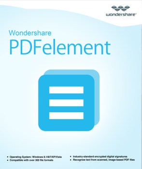 Wondershare PDFelement Professional 7