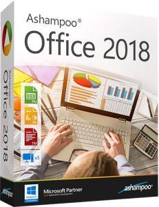 Ashampoo Office Professional 2018 Rev 917.1121