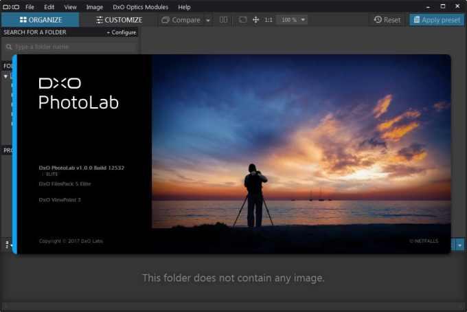 DxO PhotoLab 1.1.0 Build 2639 Elite