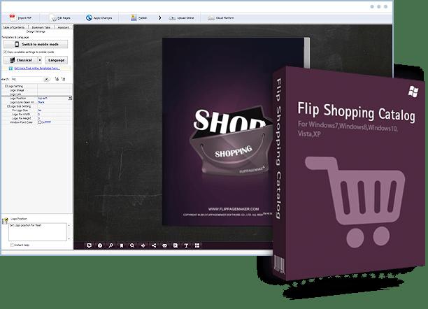 Flip Shopping Catalog 2.4.9.9