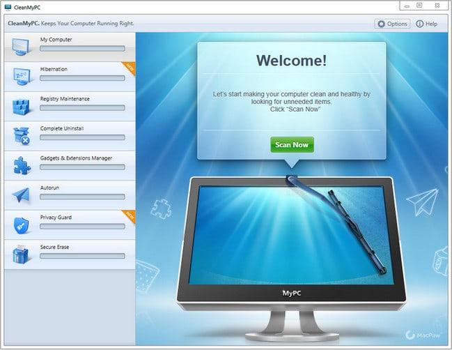 MacPaw CleanMyPC 1.8.10.1148
