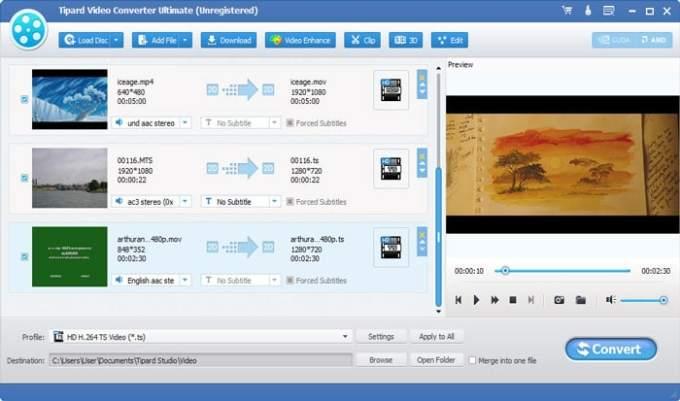 Tipard Video Converter Ultimate 9.2.28