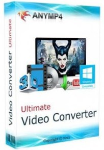 AnyMP4 Video Converter Ultimate 7.2.30