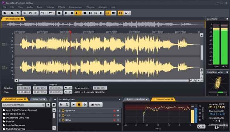 Acoustica Premium Edition 7.0.51