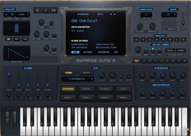 AoN Synapse Audio Dune v2.5