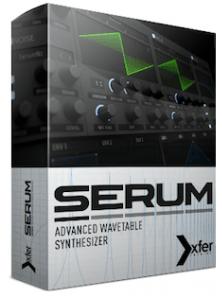 Xfer Serum 1.2.1b9 crack download