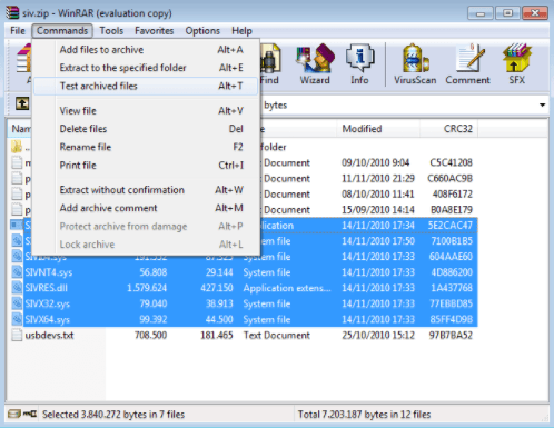WinRAR 5.60 Beta 2 free download