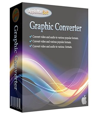 GraphicConverter 10.6 (3058) Free Download For Mac