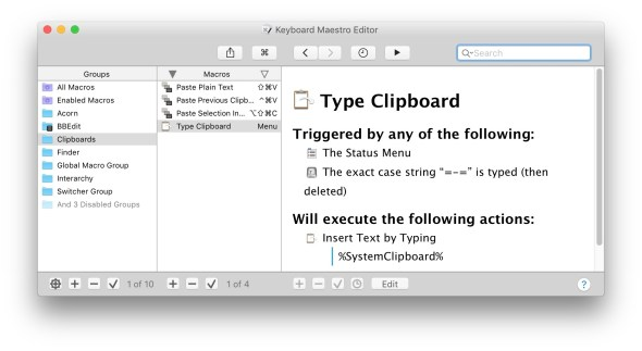 Keyboard Maestro 8.2.1 Free Download For Mac