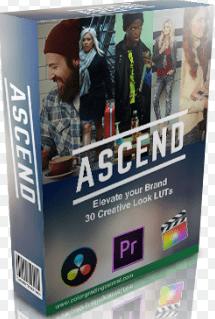 Color Grading Central – Ascend LUTs Package crack download