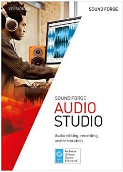 MAGIX Sound Forge Audio Studio 12.5 crack download