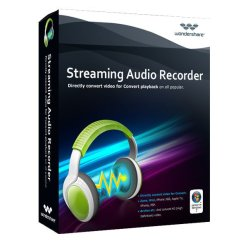 Wondershare Streaming Audio Recorder 2.3