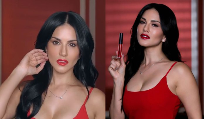 Latest Sunny leone Video Upload in Instagram | Cosmetic Ads | Top Video 2020