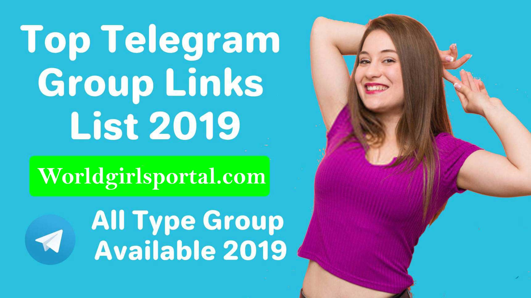 Beautiful Girls Telegram Group Links List 2020 - Dating ...