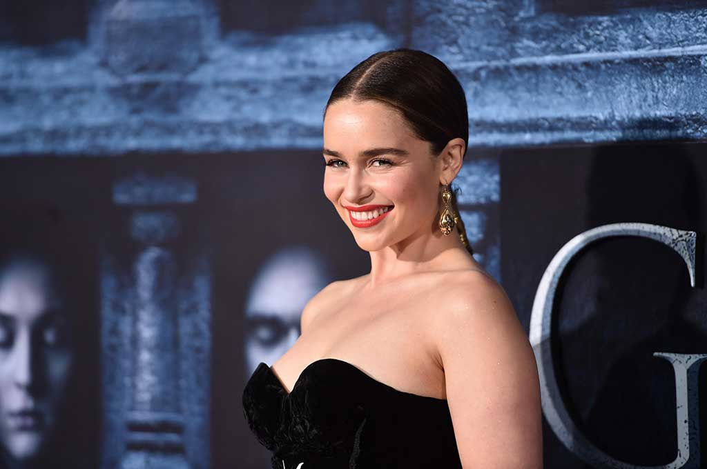 Emilia Clarke Hollywood Actress Biography Wiki, american model