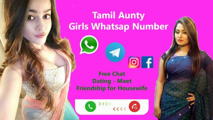 Active 555+ Tamil Aunty Whatsapp Group Links Free Chat, Dating, Friendship Girls Telegram