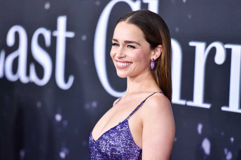smile picture of Emilia Clarke Hollywood Actress - Latest News & Updates