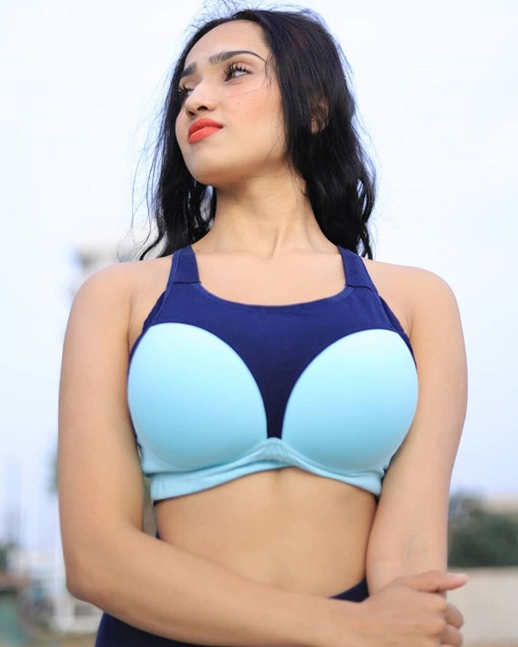 Aditi Mistry advertisement os soie Women brand bikini