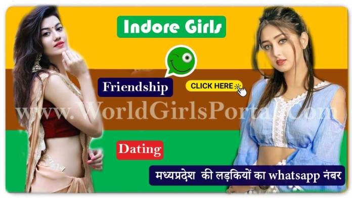 Indore Girls Whatsapp Number for Dating & Friendship💕MP Ladkiyon Ke Mobile Num WGP