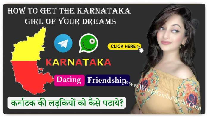 How to Get the Karnataka Girl of Your Dreams? Impress a kannada Girls - South Indian