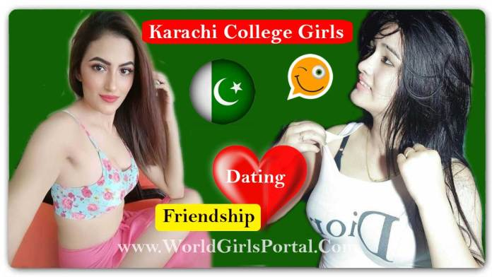 Karachi College Girls Phone Number for Dating, Chatting, Make a New Girlfriends