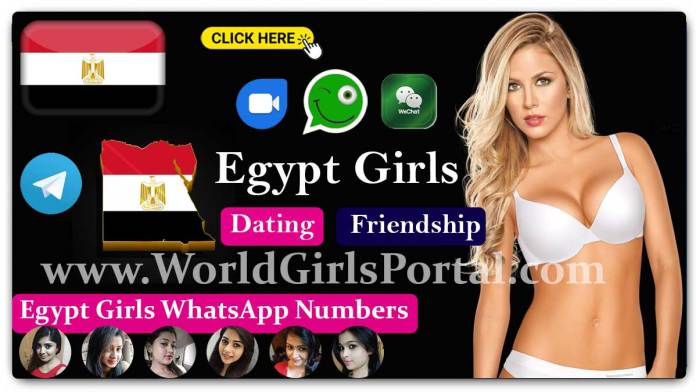 Egypt Girls Mobile Numbers for Friendship Find Life Partner - Love - Marriage - World Fun Club