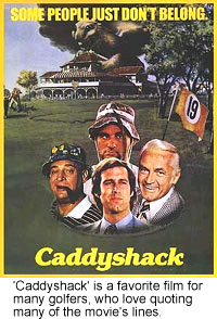 Worlds Greatest Golf Movie. EVER!