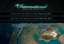 Dota 2 Cambios de jugadores para The International 7
