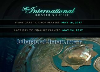 Dota 2 Cambios de jugadores para The International 7