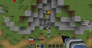 The Legend of Zelda - Blocky Word - Mapa para Minecraft