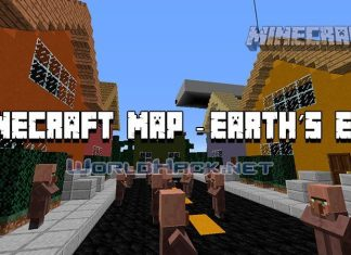 minecraft-map-EARTHS-END