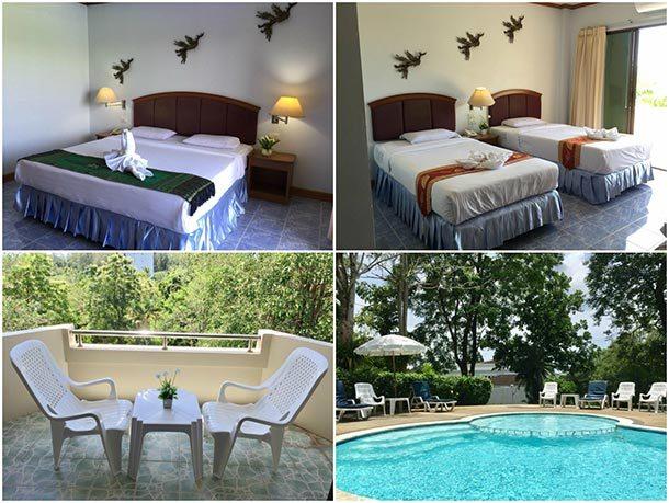 Krabi Golden Hill Hotel - Room Image