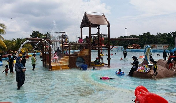 Wet World Batu Pahat