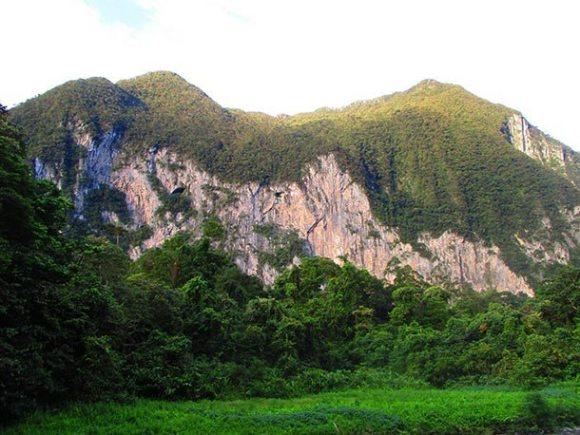Mount Mulu Miri