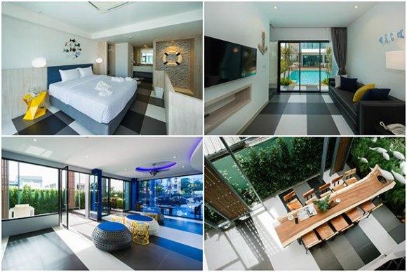 Krabi SeaBass Hotel - Room Image