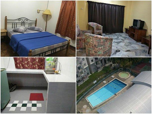 Apartment Bajet Marina - Room Image