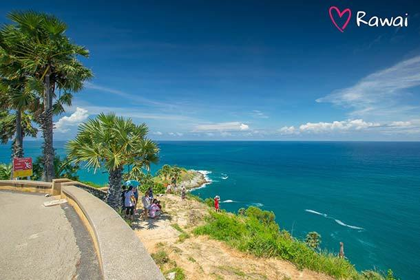 Prompthep Cape Viewpoint Phuket