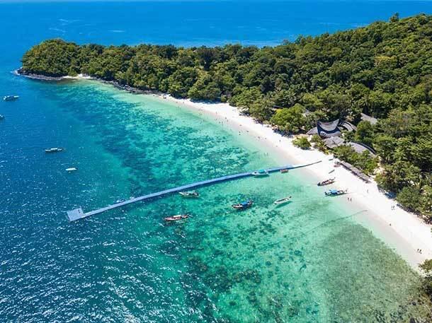 Raya and Coral Islands Phuket