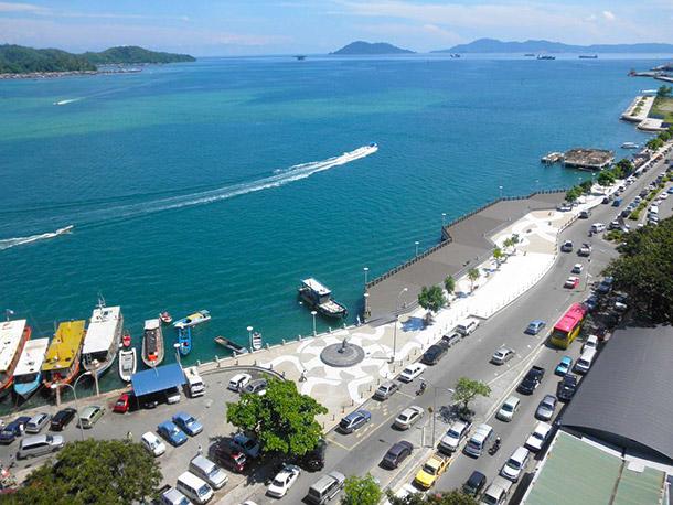 Kota Kinabalu Water Front