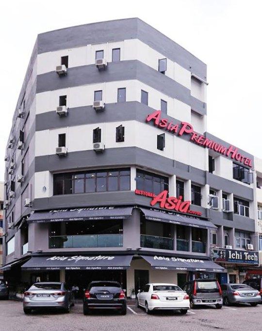 Asia Premium Hotel - Main Image