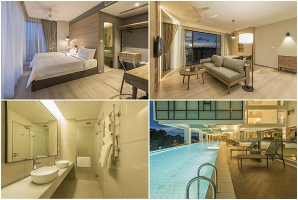 Jinhold Hotel  Serviced Apartment - Room Image