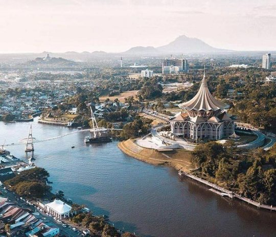 Kuching Waterfront Main Image