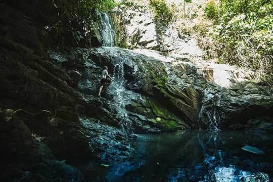 Ton Ao Yon Waterfall Phuket